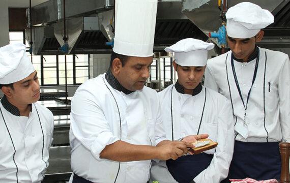 hotel management college in dehradun