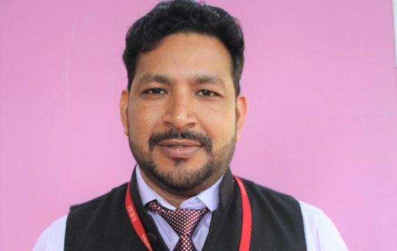 Mr. Shubhashish Goswami