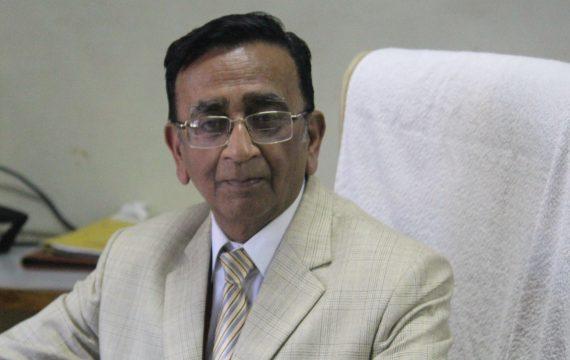Dr. A.K. Jaiswal