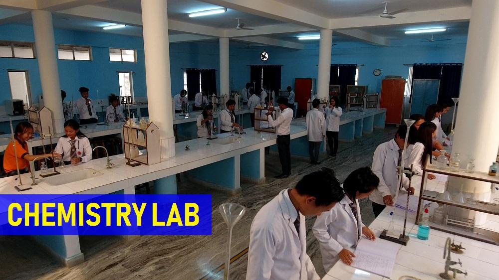 Chemistry DBGI LAB