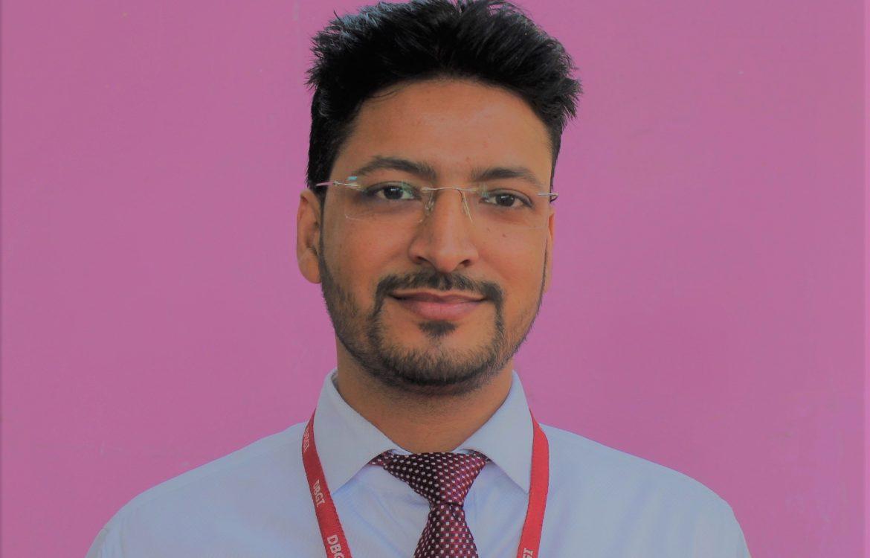 Rahul Bhatt Website Incharge DBGI