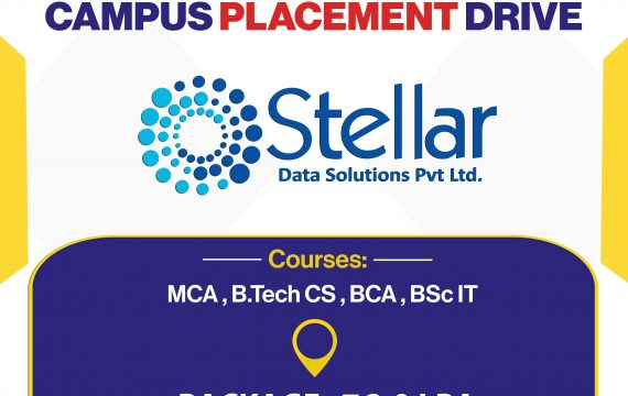Campus Drive of Stellar Data Solutions Pvt.Ltd.