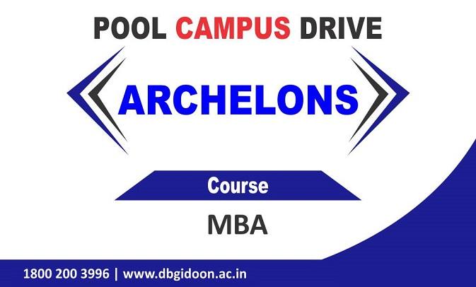 Pool Campus Drive-DBGI Dehradun