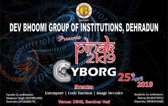 PINAK 2019 – EVENT BY CYBORG