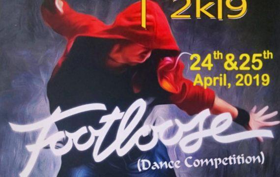 PINAK 2019 – FOOTLOOSE – Dance Event