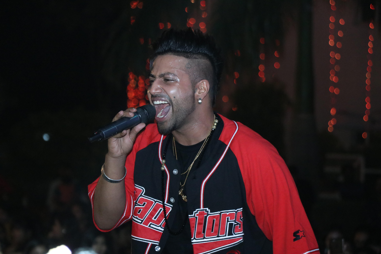 Sukh-E in PINAK 2019 – Celebrity Night DBGI Dehradun