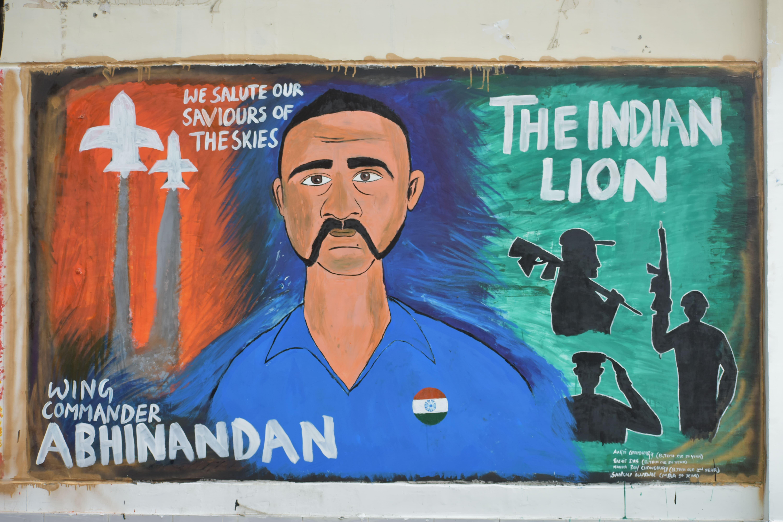 Glimpse of Rangoli & Painting Competition – PINAK 2019