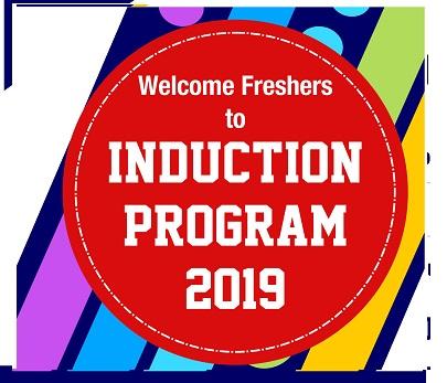 Induction Program for Freshers 2019-20