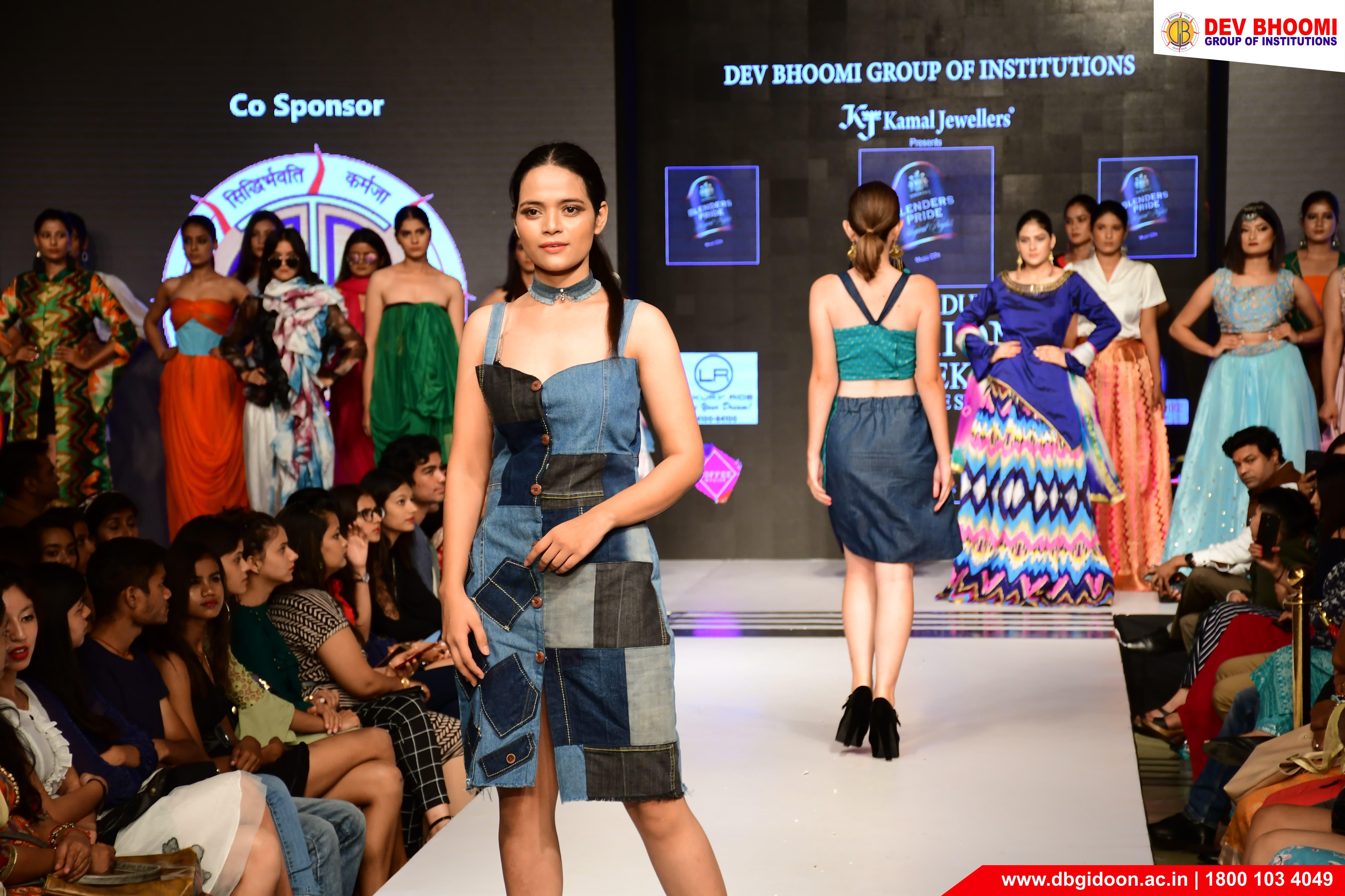 Photos- Dehradun fashion Week & lifestyle fashion show 2019 – Department of Fashion Designing