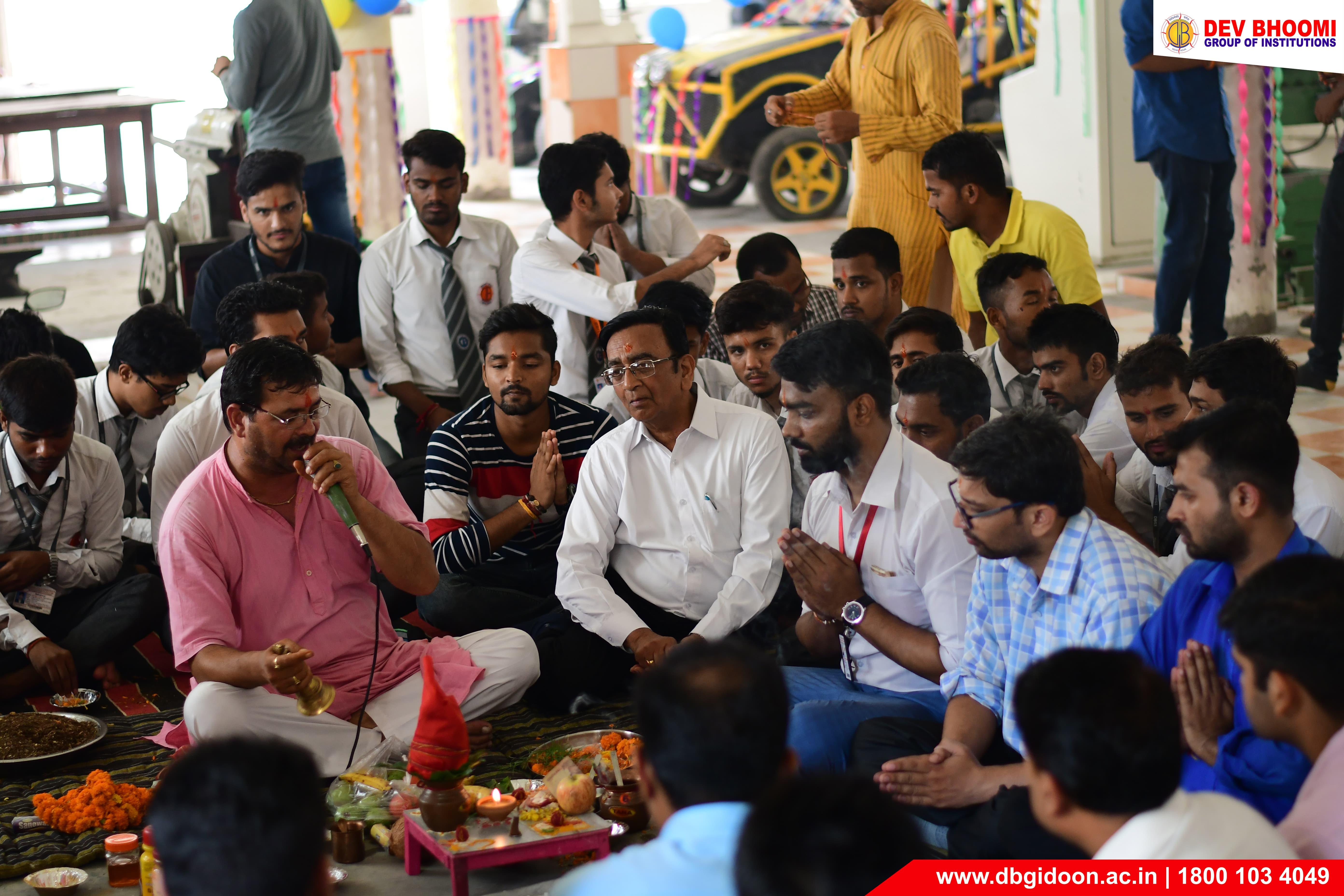 Vishwakarma Pooja 2019 – Department of Mechanical Engineering