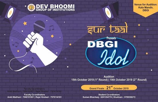 DBGI Idol – By Surtaal Club