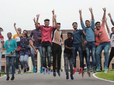 DBIT students