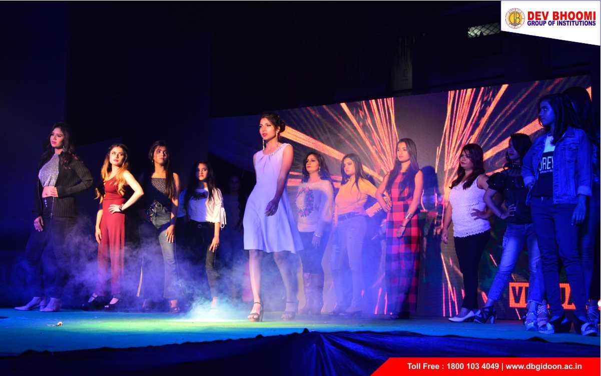 Mr & Miss Dehradun – Top Model by Department of Fashion Designing