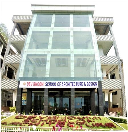 Dev Bhoomi School of Architecture and Design