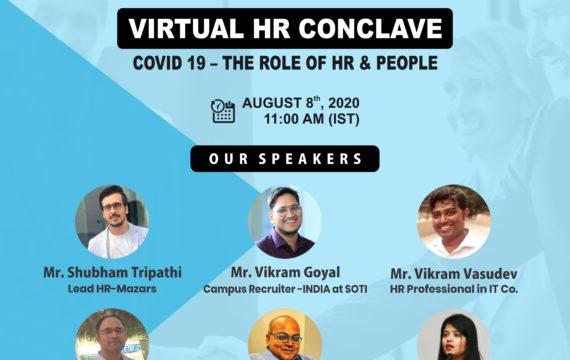 Virtual HR Conclave, 2020