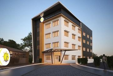 DBGI MBA building